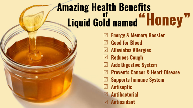 Amazing Benefits Of Liquid Gold Named Quot Honey Quot