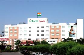Fortis Escorts Heart Institute - Okhla Road