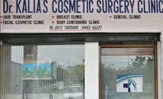 Dr. Kalia's Cosmetic Surgery Clinic