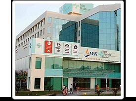 Max Super Speciality Hospital - Saket
