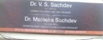 Dr Sachdev Skin Cosmetology and Laser Clinic
