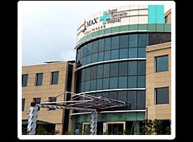 Max Super Speciality Hospital - Shalimar Bagh
